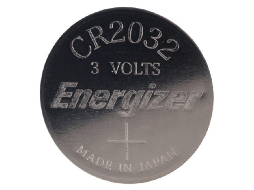 Батарейка Energizer CR2032,промышленная упаковка