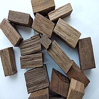 Кубики дубовые средней обжарки
