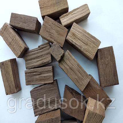 Кубики дубовые средней обжарки, фото 2