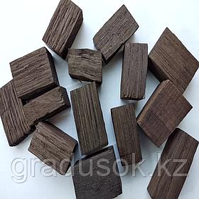 Кубики дубовые сильной обжарки