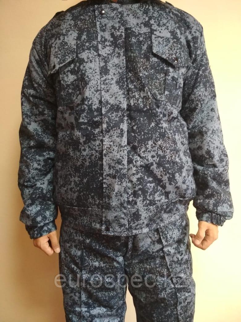 Военный камуфляж зимний