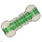 """Petstages игрушка для собак """"Хрустящая косточка""""  резиновая 10 см малая"""