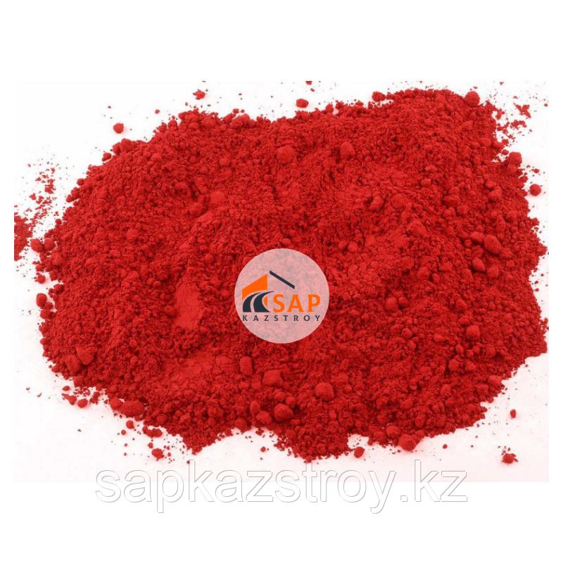 Красный пигмент (Иран)