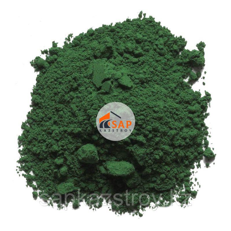 Зелёный пигмент (Иран)