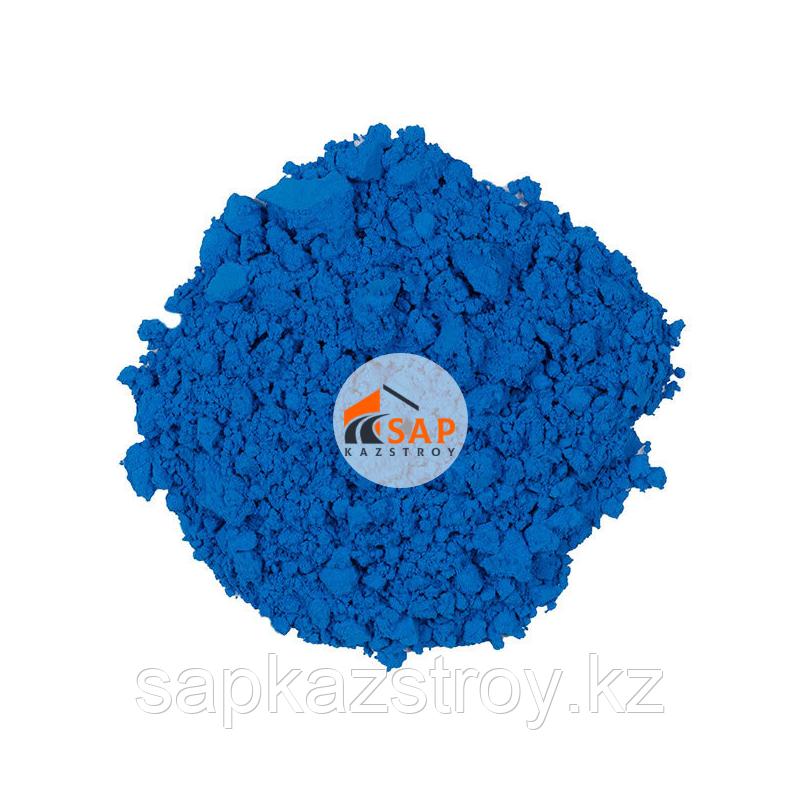 Синий пигмент (Иран)
