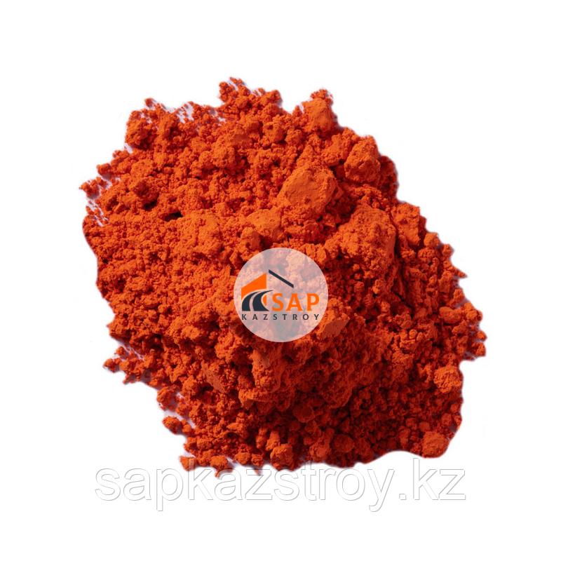Оранжевый пигмент (Китай)
