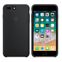 Apple iPhone 8 Plus / 7 Plus Silicone Case - Black аксессуары для смартфона (MQGW2ZM/A)