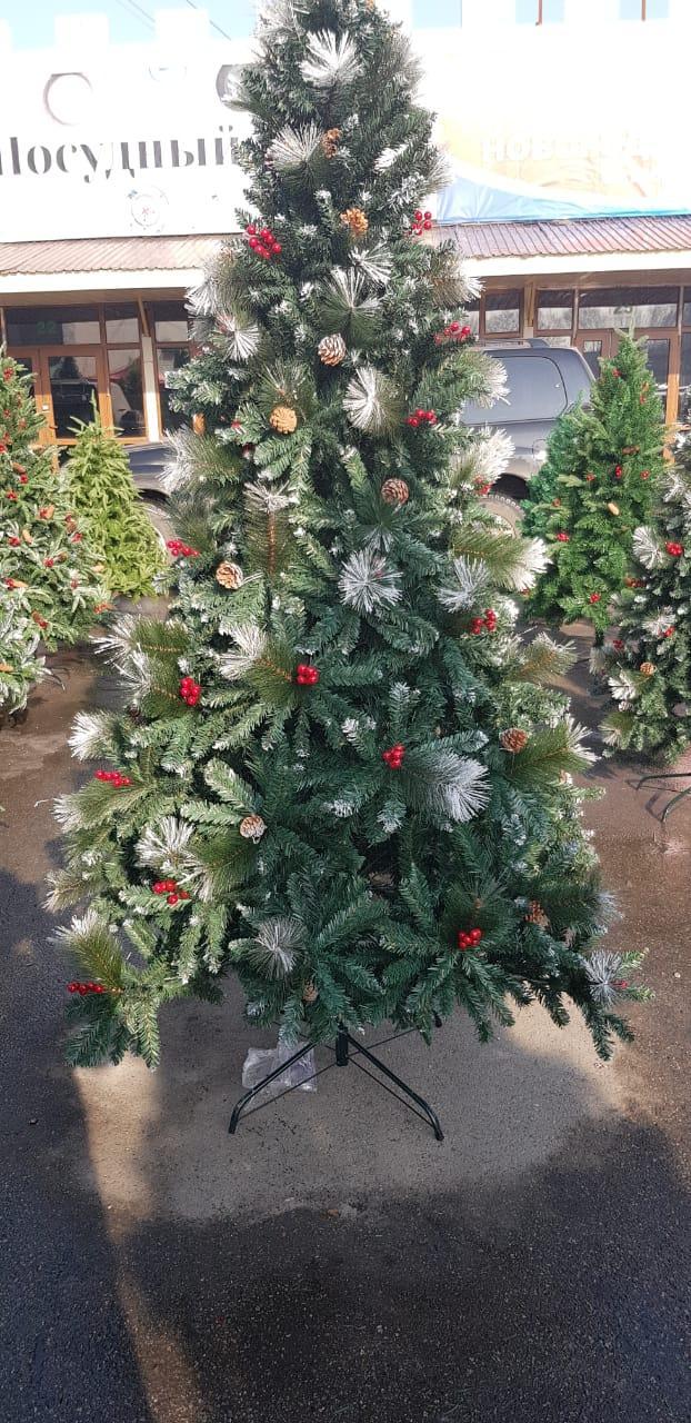 Новогодняя елка 210 см
