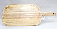 Деревянная доска для подачи стейков и горячих блюд