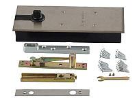 Напольный доводчик без фиксации 800 мм. ELM0513