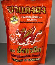 Красный молотый чай с ванилью 450 гр /Tea Powder vanilla  Mungkornbin