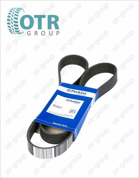 Ремень вентилятора Perkins 2614B654