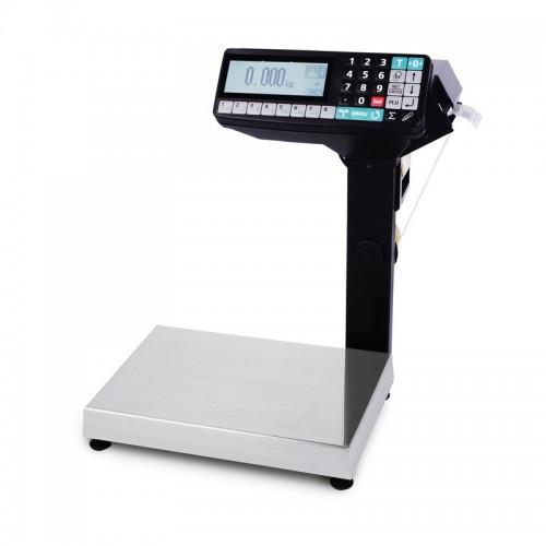 Весы фасовочные с печатью этикеток МК-15.2-RP-10-1(торговые)