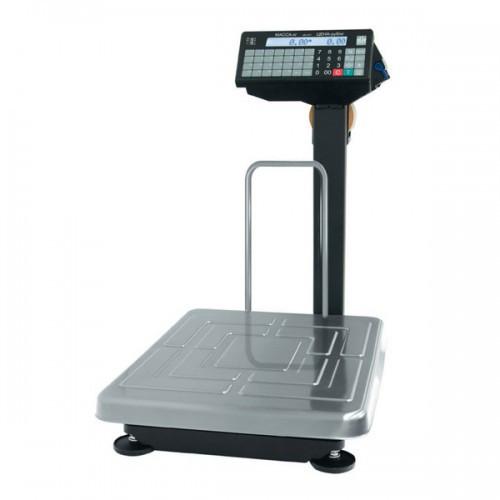Весы товарные с печатью этикеток ТВS-32.2-P3