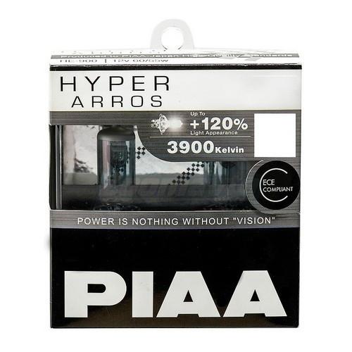 Галогенные лампы PIAA Hyper Arros 3900K HB-4 (9006)