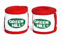 Боксерский бинт Green Hill 3м, фото 1
