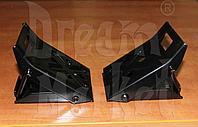 Противооткатный упор ST-003, металлический, складной, нагрузка до 1000 кг, фото 1