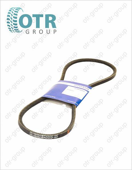 Ремень вентилятора Perkins OE49891