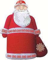 Большая надувная фигура Дед Мороз Восточный