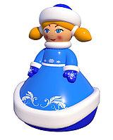 Надувная фигура Сказочная Снегурочка 3 м