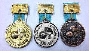 Медаль для баскетбола