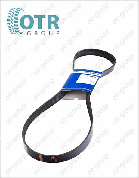 Ремень вентилятора Perkins 2614B955