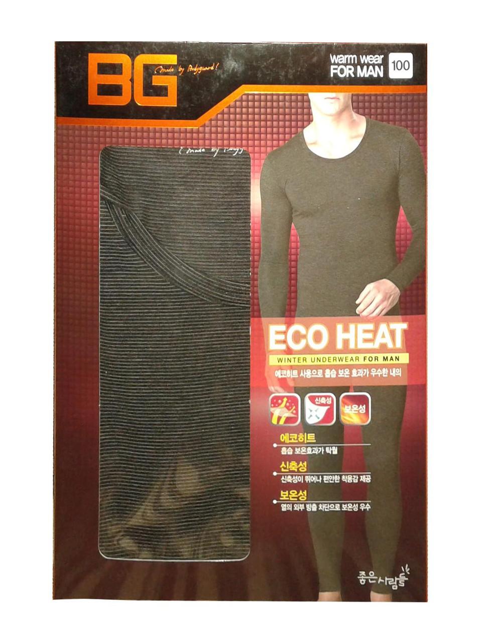 Термобелье мужское BodyGuard EcoHeat размер L
