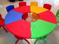 Детская площадка, стол для игр