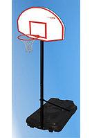 Щит баскетбольный тренировочный всепогодный 80*120