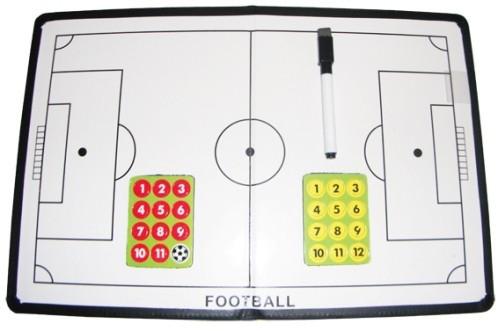 Спортивная папка для футбольного тренера