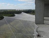 Защитно-улавливающая сетка 3,5 х 6 метр, фото 1