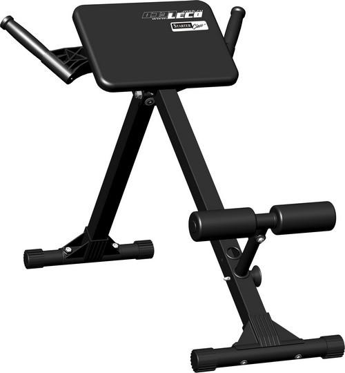 Скамья для мышц спины Leco Starter