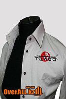 Машинная вышивка логотипа, фото 1