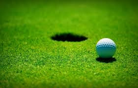 Газон для гольфа