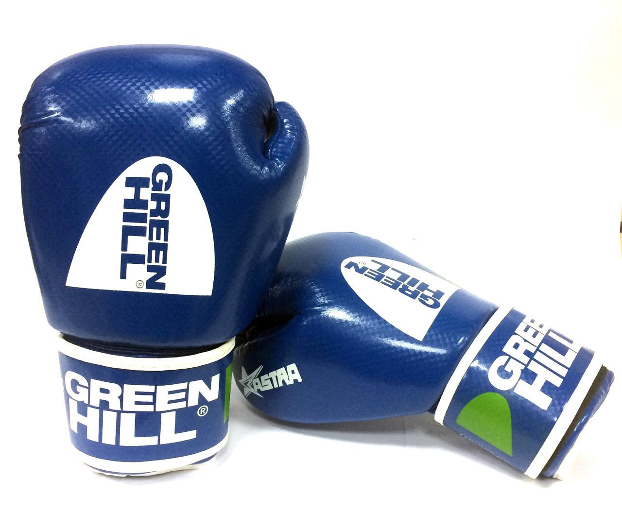 Боксерские перчатки Green Hiil