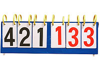 Табло перекидное 6 цифр