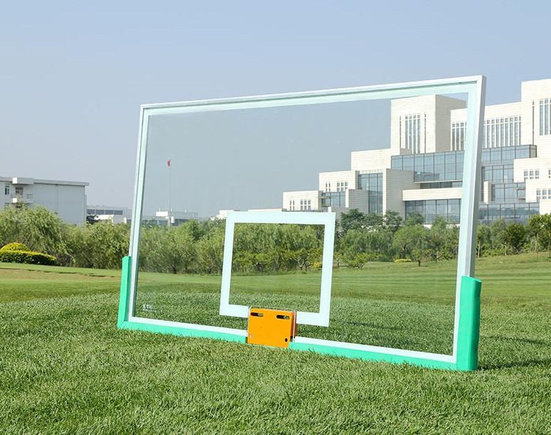 Щит баскетбольный каленое стекло