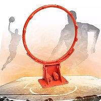 Баскетбольное кольцо на оргстекло с амортизатором, фото 1