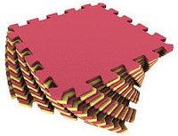 Универсальный коврик 25*25(см) желто-красный