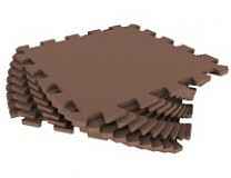 Универсальный коврик 33*33(см) коричневый