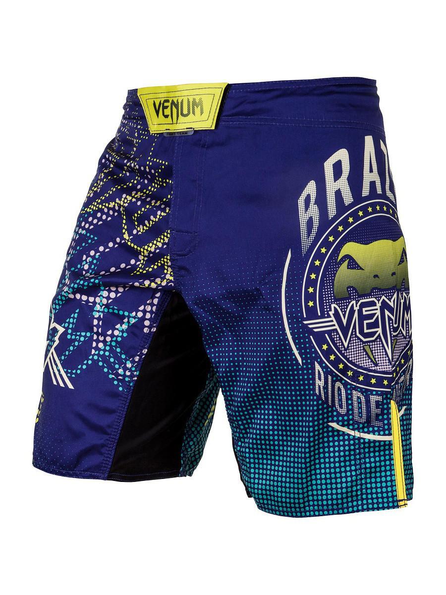 Шорты Venum Carioca 4.0 Fightshorts Navy Blue
