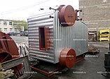 Котел паровой малой мощности Е-1,0-0,9 (газ, жидкое топливо), фото 2