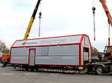 Паровая установка котельная модульная МКУ-П-2,0(1,0х2)-Р с ручной подачей топлива, фото 3