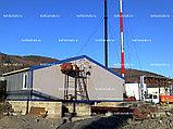Водогрейная установка котельная модульная МКУ-В-0,8(0,4х2)-Р с ручной подачей топлива, фото 6