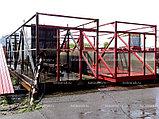 Водогрейная установка котельная модульная МКУ-В-1,8(0,6х3)-Р  с ручной подачей топлива, фото 4