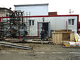 Водогрейная установка котельная модульная МКУ-В-1,8(0,6х3)-Р  с ручной подачей топлива, фото 7