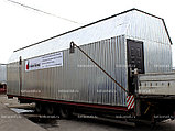 Водогрейная установка котельная модульная МКУ-В-0,8(0,4х2)Шп с механической подачей топлива, фото 2