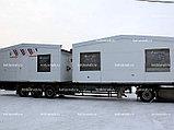 Водогрейная установка котельная модульная МКУ-В-0,8(0,4х2)Шп с механической подачей топлива, фото 5
