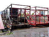 Водогрейная установка котельная модульная МКУ-В-2,4(1,2х2)Шп с механической подачей топлива, фото 4