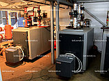 Водогрейная установка котельная модульная МКУ-В-2,4(1,2х2)Шп с механической подачей топлива, фото 8